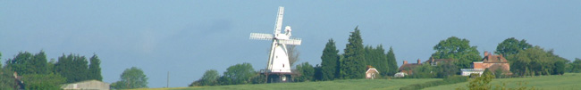 The Windmill at Woodchurch